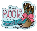 Southernology® Boots Decal