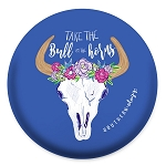 Southernology® Take the Bull by the Horns Pop Socket