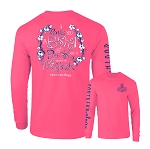 Southernology® Bushel and a Peck Long Sleeve T Shirt