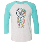 Ashton Brye™ Don't Quit Your Daydream Raglan
