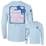 Ashton Brye™ Life Is Tough Long Sleeve