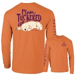 Southernology® Plum Tuckered Out Long Sleeve