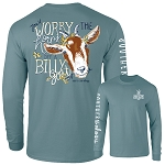 Southernology® Worry the Horns off a Billy Goat Long Sleeve