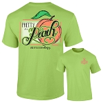 Southernology® Pretty as a Peach T Shirt