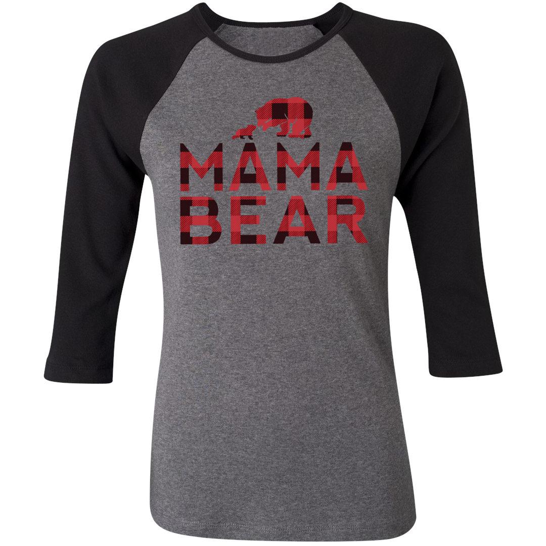 12a7487a52644 Mama Bear Raglan | shopsouthernology.com