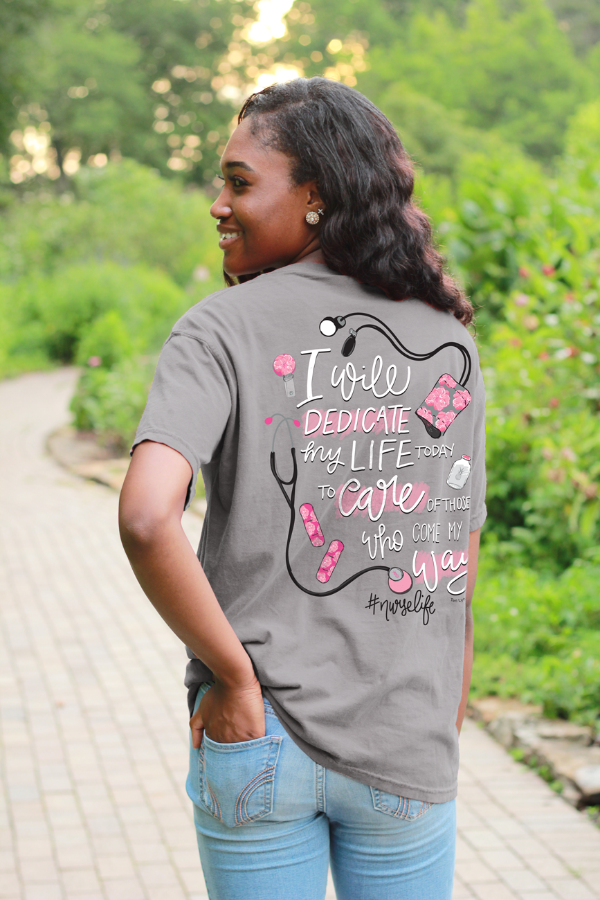 cd4225fd5 Southernology® Nurse Life T Shirt | southernology.com
