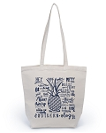 Southernology® Talk Southern Canvas Tote
