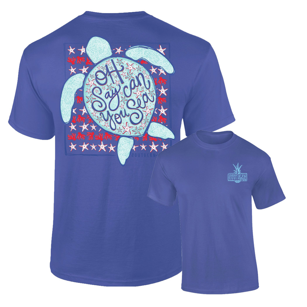 4e070ec8f Southernology® Oh Say Can you Sea T Shirt Bundle