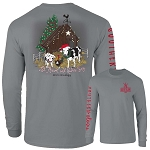 Southernology® Let Heaven and Nature Sing Long Sleeve T-Shirt Bundle