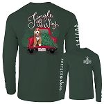 Southernology® Jingle All The Way Long Sleeve T-Shirt Bundle