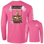 Southernology® Oliver Kissing Booth Long Sleeve T-Shirt