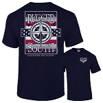 Rugged South Patriotic T-Shirt