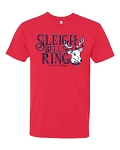 Sleigh Bells Ring Statement Tee