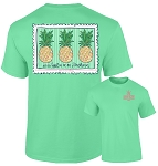 Southernology® Sweet As A Southern Pineapple T Shirt
