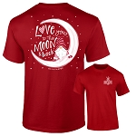 Southernology® Love you to the Moon & Back Gnome T-Shirt