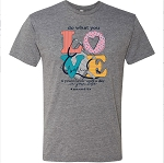 Southernology® Do What You Love Nurse Statement Tee
