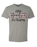 Southernology® Home For Christmas Tennessee Statement Tee PRE ORDER
