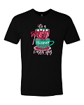 Southernology® Hot Cocoa and Christmas Movie Mug Statement Tee PREORDER