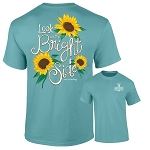 Southernology® Seafoam Look On the Bright Side T-Shirt