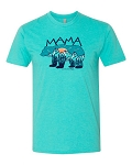 Southernology® Mama Bear Mountain Statement Tee