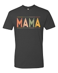 Southernology® Mama Color Block Statement Tee