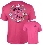 Southernology® Meant To Bee Pink T-shirt