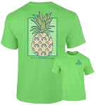 Southernology® Rainbow Pineapple T-Shirt PREORDER