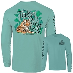Southernology® Take it Easy Tiger Long Sleeve T-Shirt Bundle PREORDER