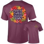Southernology® Autumn Leaves T Shirt