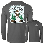 Southernology® Baby It's Cold Leopard Print Long Sleeve