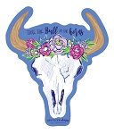 Southernology® Bull by the Horns Decal