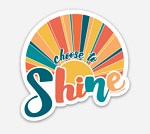 Southernology® Choose to Shine Decal