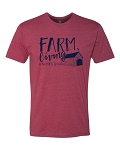 Southernology®Farm Living is the Life for Me Statement Tee