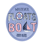 Southernology® Floats Your Boat Decal