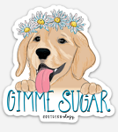 Southernology® Gimme Sugar Decal
