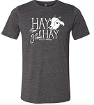 Southernology®Hay Girl Hay Statement Tee