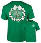 Southernology® Hey Y'all Cotton Wreath T Shirt Bundle