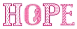 Southernology®Breast Cancer HOPE Decal