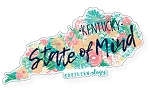 Southernology® Kentucky State of Mind Decal