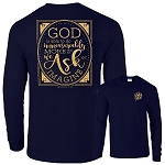 Because of Grace™ God Is Able Long Sleeve
