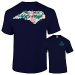 Southernology® North Carolina State of Mind T Shirt