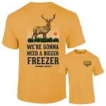 Rugged South™ Bigger Freezer