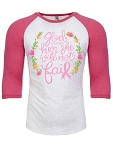 Ashton Brye™ Ribbon God Is Within Her Raglan