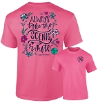 Ashton Brye™Always Take Scenic Route T-Shirt