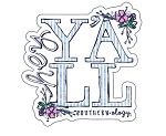 Southernology® Hey Y'all Decal