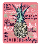 Southernology® Talk Southern Coral Decal