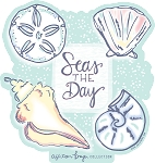 Ashton Brye™ Seas The Day Decal