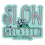 Southernology® Slow as Molasses Decal