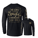 Ashton Brye™ Sparkle Long Sleeve