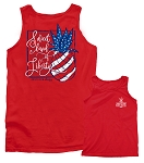 Southernology® Sweet Land of Liberty Tank